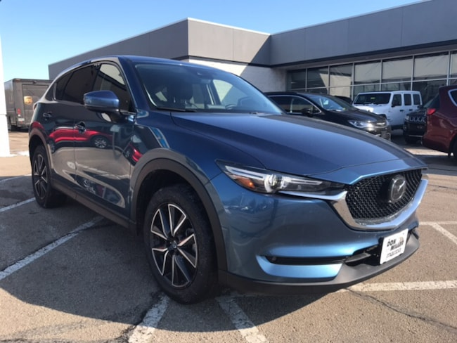 Certified Pre-Owned 2018 Mazda Mazda CX-5 Grand Touring SUV for sale in Madison, WI