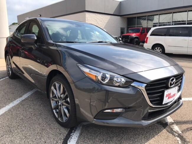 New 2018 Mazda Mazda3 Touring Sedan for sale in Madison, WI