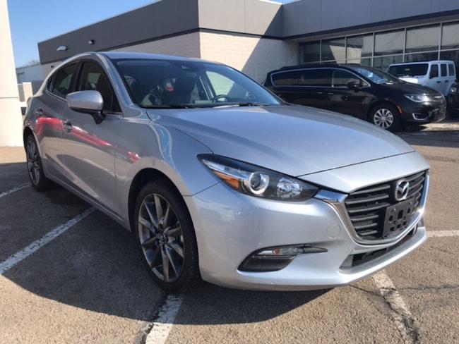 Used 2018 Mazda Mazda3 Touring Hatchback for sale in Madison, WI