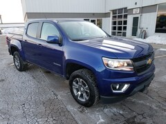Used 2016 Chevrolet Colorado 4WD Z71 Truck Crew Cab for sale in Madison, WI