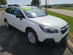 Certified Pre-Owned 2018 Subaru Outback 2.5i SUV for sale in Madison, WI