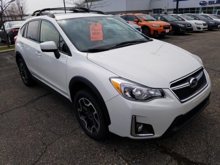 Certified Pre-Owned 2017 Subaru Crosstrek Premium SUV for sale in Madison, WI
