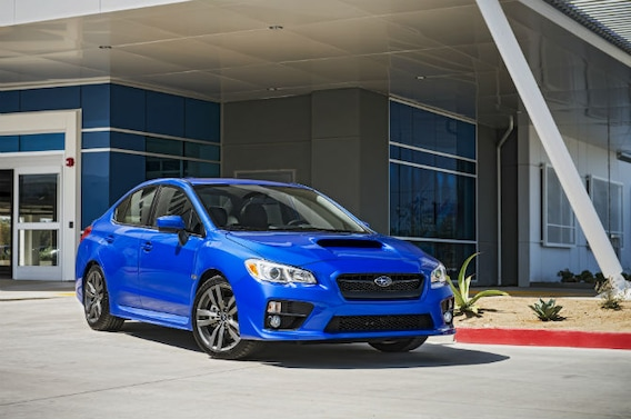 Subaru Wrx Lease >> Subaru Wrx Lease In Madison Wi