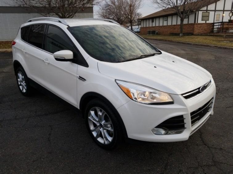 Used 2015 Ford Escape Titanium SUV for sale in Madison, WI