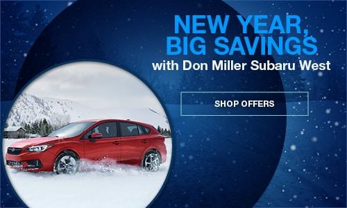 Don Miller Subaru East >> Certified Pre Owned Subaru Inventory Don Miller Subaru West