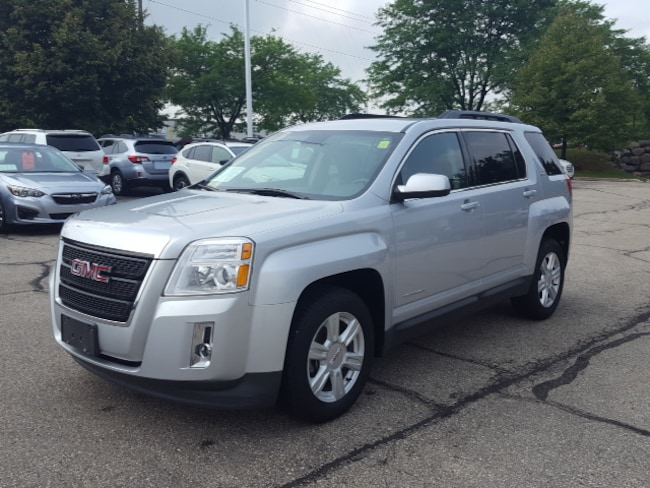 Used 2015 GMC Terrain SLE SUV for sale in Madison, WI