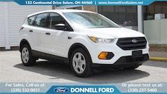 Used 2017 Ford Escape S SUV Salem, Ohio