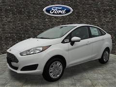 New 2019 Ford Fiesta S S  Sedan Salem, Ohio