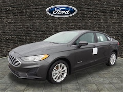 New 2019 Ford Fusion Hybrid SE SE  Sedan Salem, Ohio