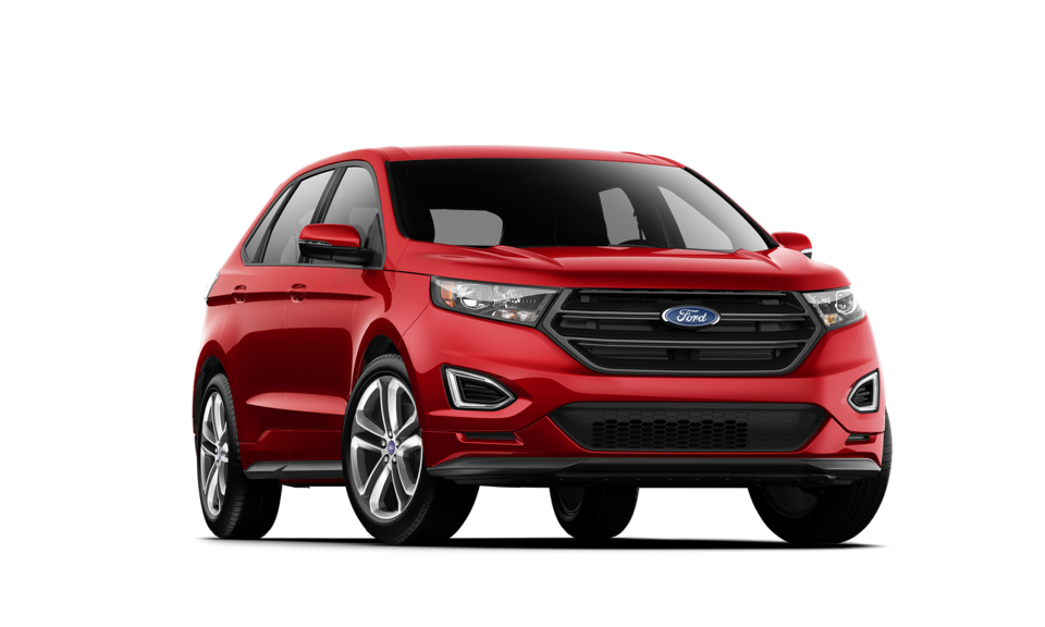 The  Ford Edge Is A Perfect Combination Of Style And Function