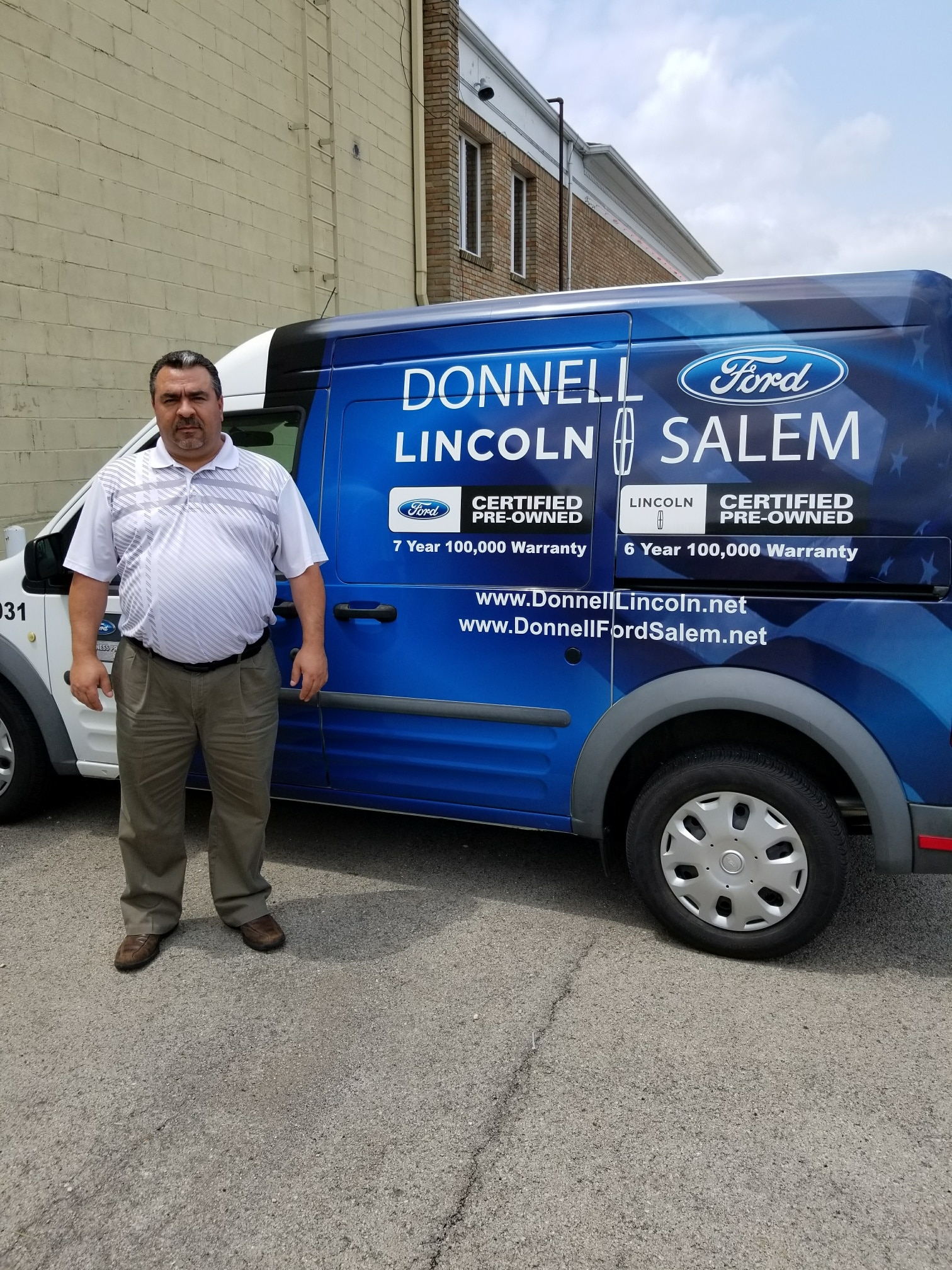 Staff Donnell Ford Lincoln Of Salem