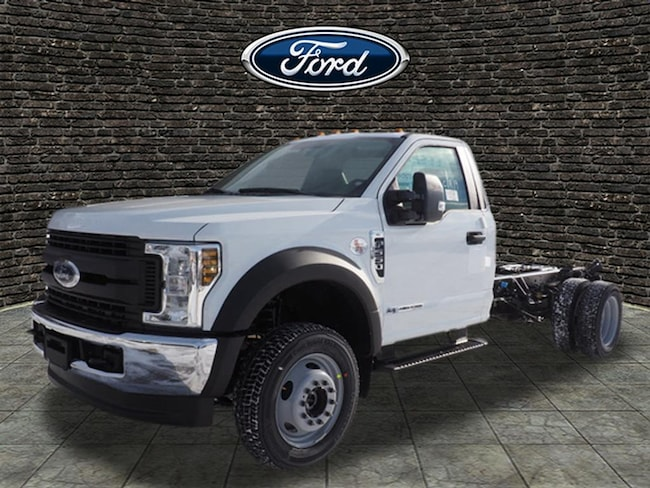 2019 Ford F550 Cab & Chassis