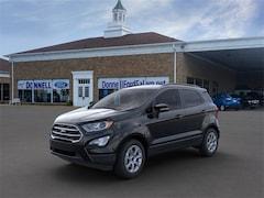 New 2020 Ford EcoSport SE SUV Salem, Ohio