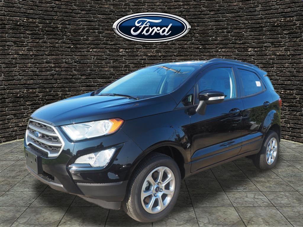 New 2018 Ford EcoSport SE AWD SE  Crossover Salem, Ohio