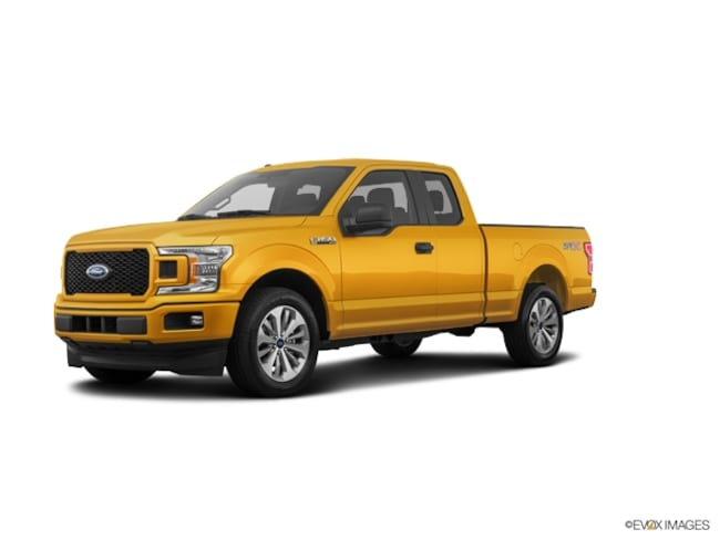 2019 Ford F-150 XL 4x4 XL  SuperCab 6.5 ft. SB