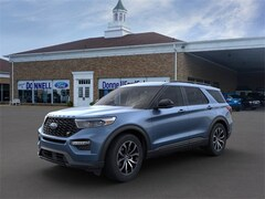 New 2020 Ford Explorer ST SUV Salem, Ohio