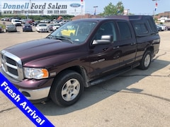 Used 2005 Dodge Ram 1500 SLT Truck Salem, Ohio