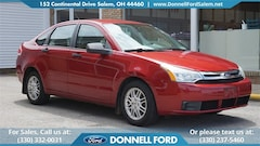 Used 2009 Ford Focus SE Sedan Salem, Ohio