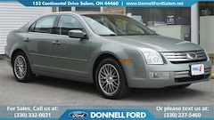 Used 2008 Ford Fusion SEL Sedan Salem, Ohio