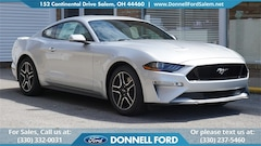 New 2019 Ford Mustang GT Coupe Salem, Ohio