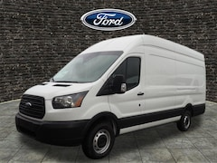 New 2019 Ford Transit Cargo 350 350  LWB High Roof Extended Cargo Van w/Sliding Pa Salem, Ohio