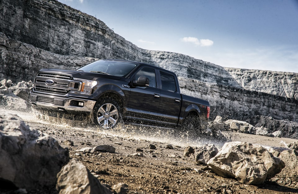 Our Favorite Truck The Ford F  Takes On The Competition