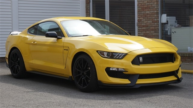 2018 Ford Mustang Shelby GT350 Coupe