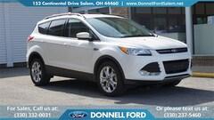 Used 2014 Ford Escape SE SUV Salem, Ohio