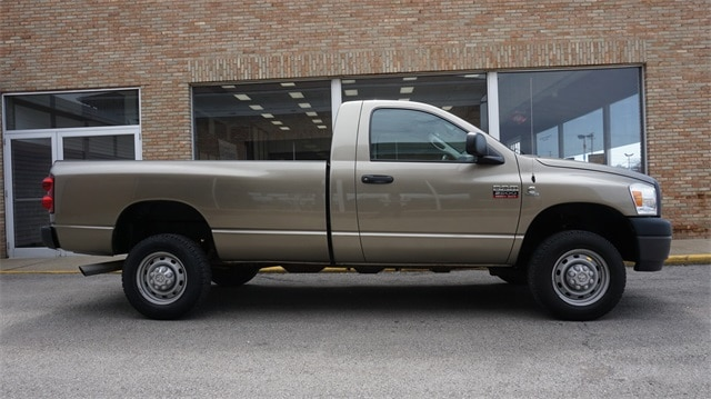 Used 2008 Dodge Ram 2500 For Sale at Donnell Lincoln of