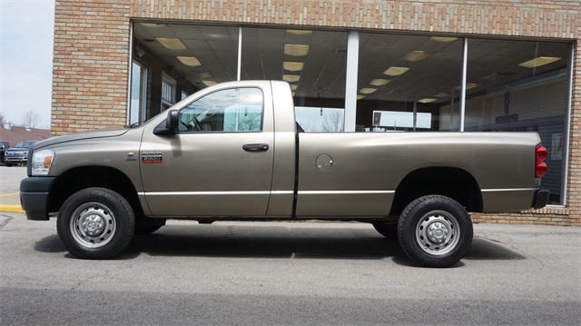 Used 2008 Dodge Ram 2500 For Sale at Donnell Lincoln of Salem | VIN