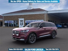 New 2021 Lincoln Aviator Reserve SUV For Sale in Salem, OH