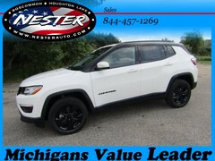 New 2018 Jeep Compass ALTITUDE 4X4 Sport Utility For sale in Houghton Lake MI, near Cadillac.