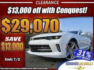 2017 Chevrolet Camaro CLEARANCE! LT Coupe