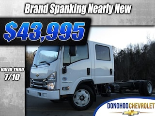 2018 Chevrolet 5500HD LCF Diesel Nearly New! 2WD Crew Cab 176 in Fort Payne AL