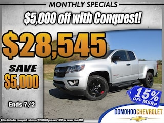 2018 Chevrolet Colorado SPECIAL! 2WD LT Truck Extended Cab
