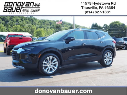2020 Chevrolet Blazer LT Leather AWD LT  SUV w/3LT