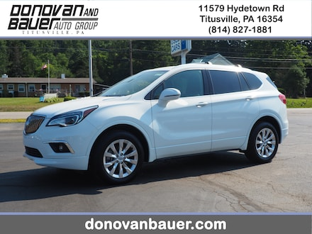 2017 Buick Envision Essence AWD Essence  Crossover