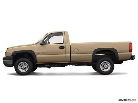 2004 Chevrolet Silverado 2500 HD Work Truck Truck
