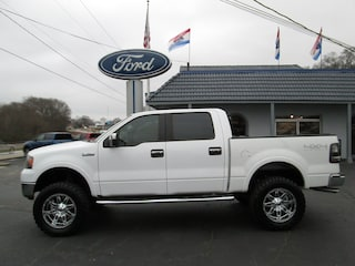 2004 Ford F-150 Lariat Crew Cab Short Bed Truck
