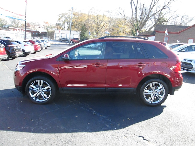 Used 2014 Ford Edge SEL SUV For Sale Villa Rica, GA