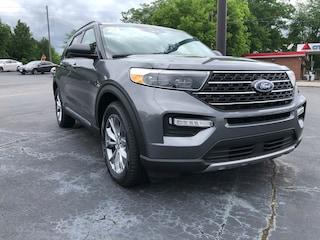 New 2021 Ford Explorer XLT SUV For Sale in Villa Rica, GA