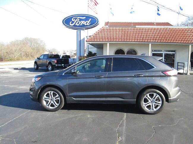 Used 2015 Ford Edge Titanium SUV For Sale Villa Rica, GA