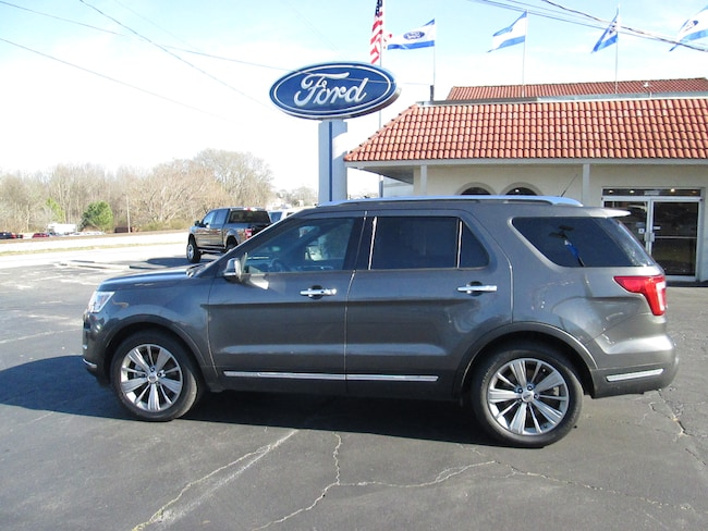 Used 2018 Ford Explorer Limited SUV For Sale Villa Rica, GA