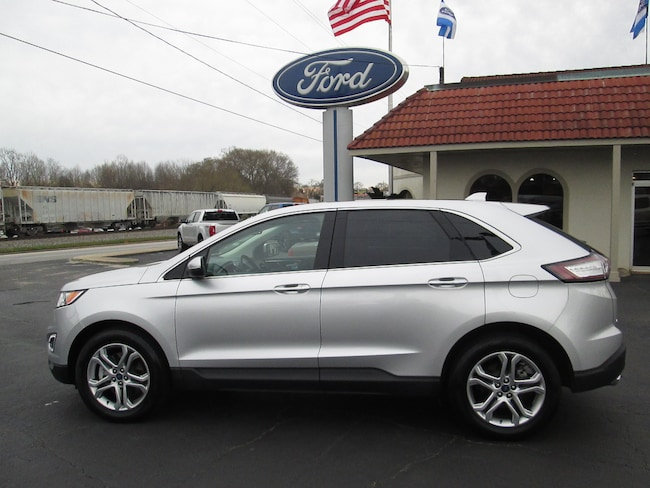 Used 2018 Ford Edge Titanium SUV For Sale Villa Rica, GA