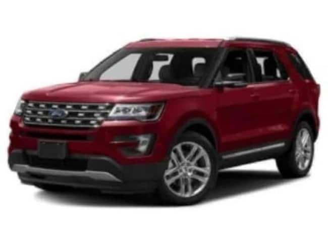 Certified pre Owned 2017 Ford Explorer XLT SUV For Sale Villa Rica, GA