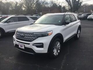 New 2020 Ford Explorer Limited SUV For Sale in Villa Rica, GA