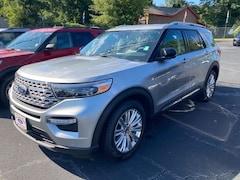 New 2020 Ford Explorer XLT SUV For Sale in Villa Rica, GA