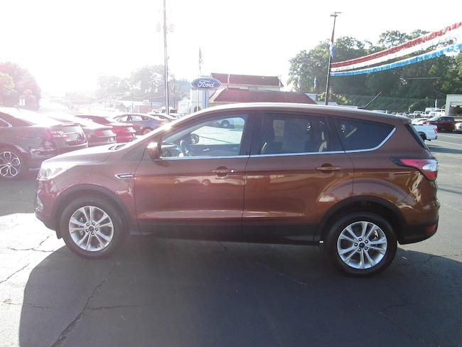 Certified pre Owned 2017 Ford Escape SE SUV For Sale Villa Rica, GA