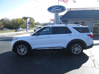Used 2020 Ford Explorer Limited SUV For Sale in VIlla Rica, GA