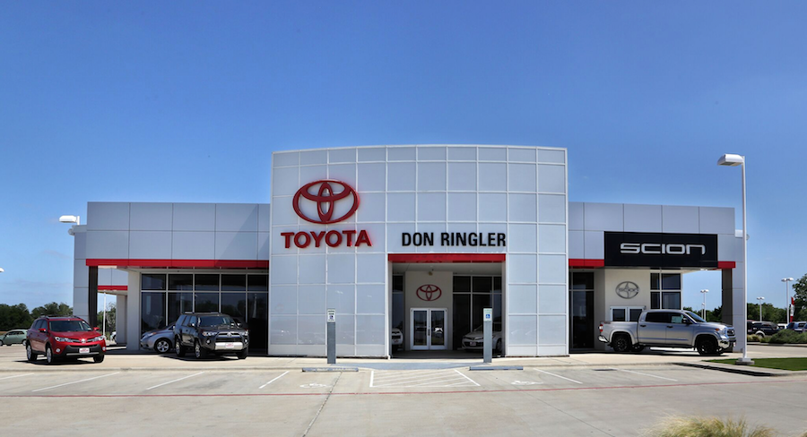 Toyota Parts Dealer >> Toyota Auto Parts Center In Temple Don Ringler Toyota